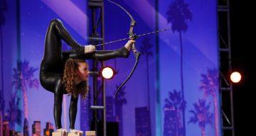 Sofie Dossi Americas Got Talent 2016 Contestant