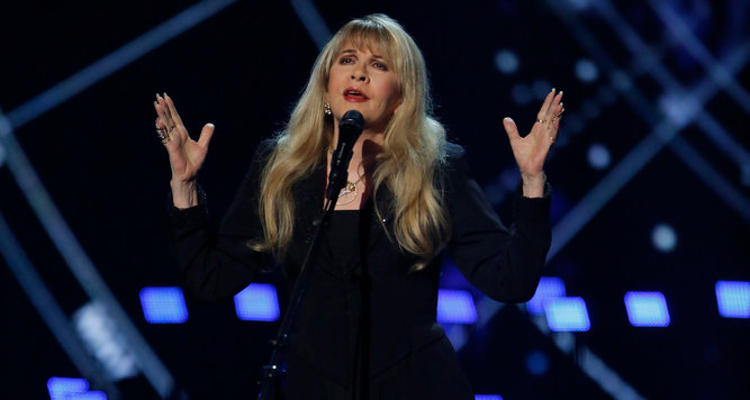 Stevie Nicks AGT 2016