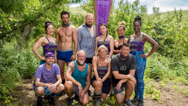 Survivor Millennials vs Gen X Cast
