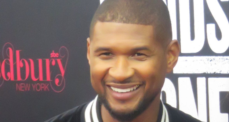 Usher Dating Timeline