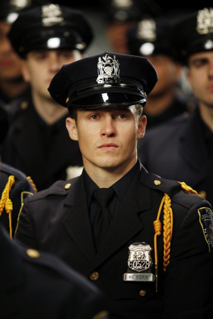 Will Estes in Blue Bloods