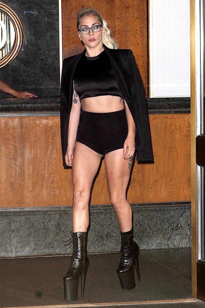 8 Hottest Lady Gaga Pics Of All Time