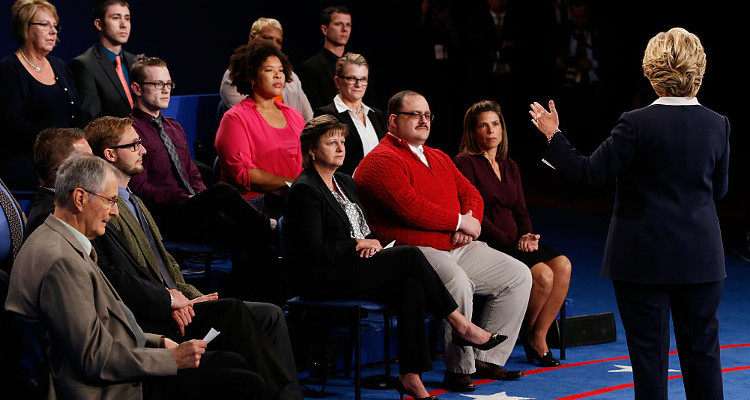 10 Hillarious Memes of Ken Bone, the Adorable Debate QUESTIONER ...