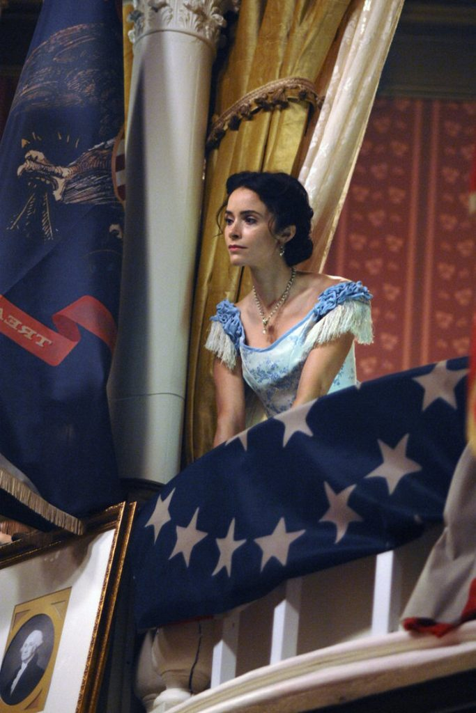 Abigail Spencer in Timeless