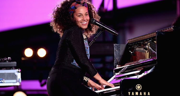 Alicia Keys Upcoming Album Here