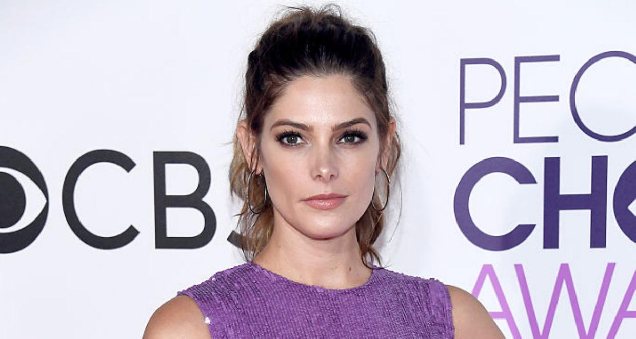 Ashley Greene attends the People's Choice Awards 2017 at Microsoft Theater