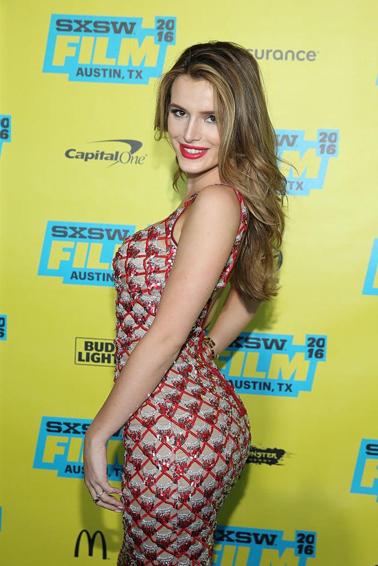 Bella Thorne Nude pics