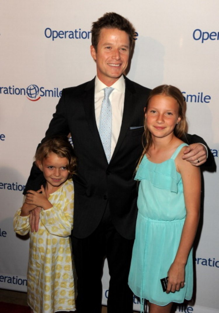 Billy Bush daughters