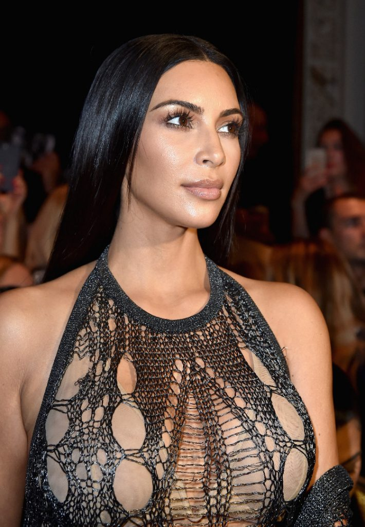 Celebrities Support Kim Kardashian West