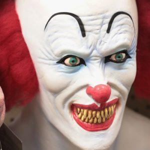 Clown Purge on Halloween