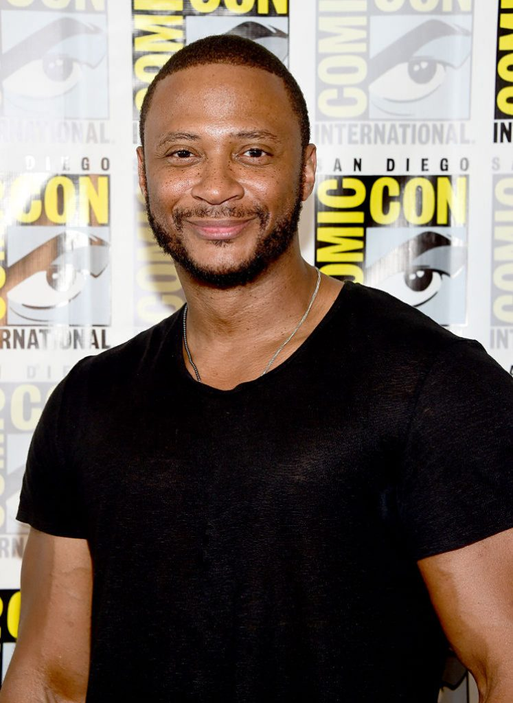 David Ramsey in Arrow