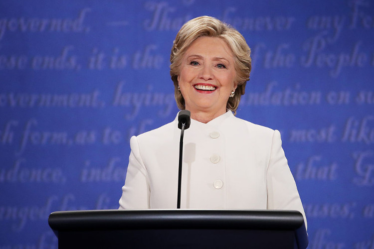 Did Hillary Clinton Vote for a Mexico Border Wall