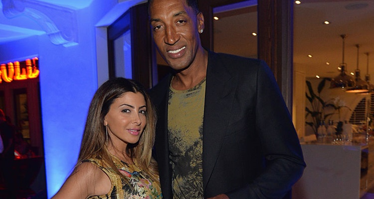 Did Scottie Pippen Wife Cheat on Him With Future