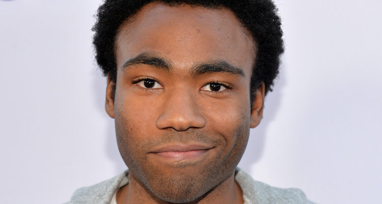 Donald Glover Mystery Girlfriend