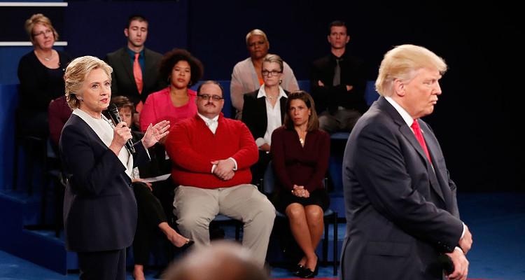 Donald Trump Ken Bone