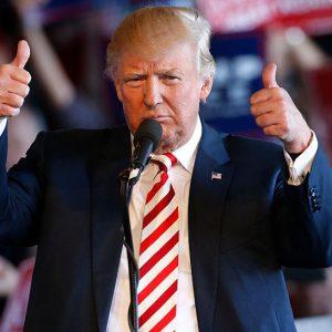 Donald Trump Mocking Disabled Reporter