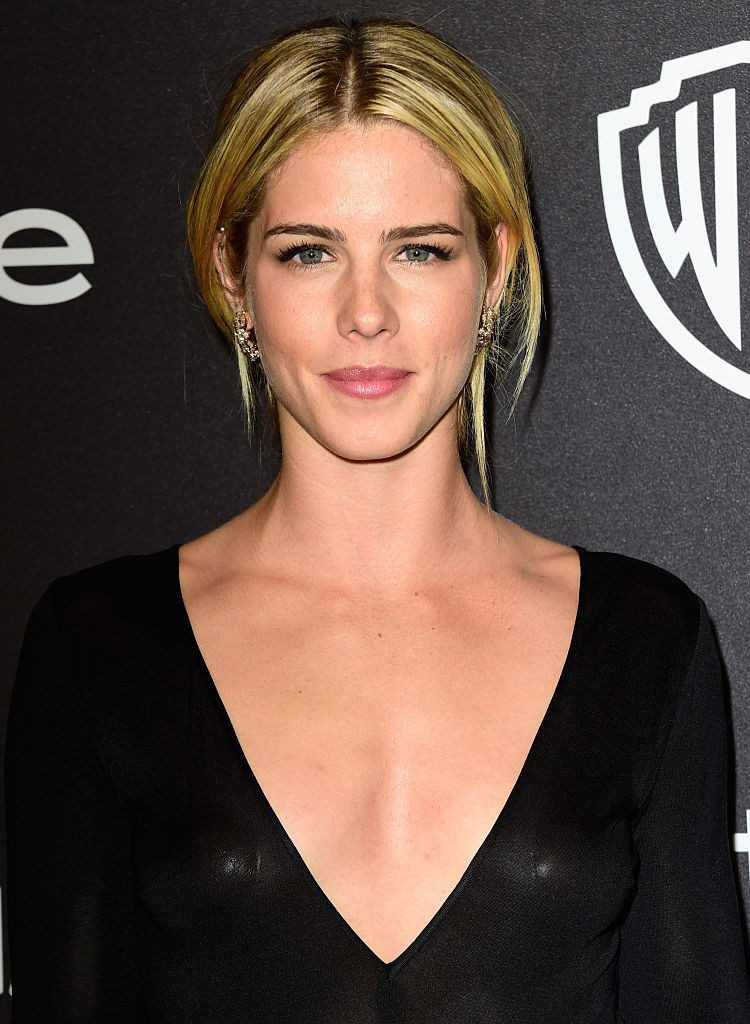 Emily Bett Rickards in Arrow