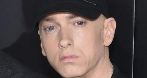 Eminem Disses Trump in Campaign Speech