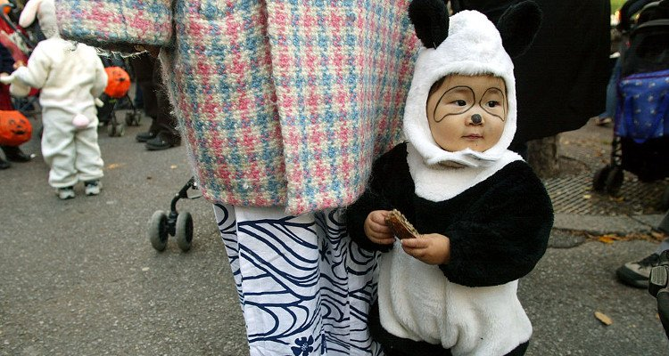 Endearing Halloween Costumes for your Infant
