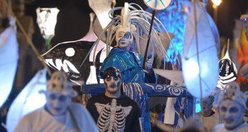 Findlay-Hancock County Halloween Parade 2016
