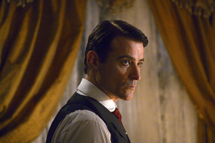 Goran Visnjic in Timeless