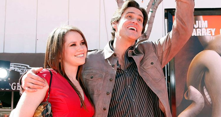 Jim and Jane Carrey