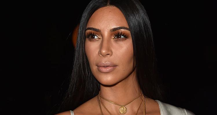 Kim Kardashian Robbery Security Footage