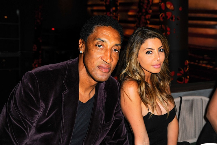 Image result for larsa and scottie pippen 2017