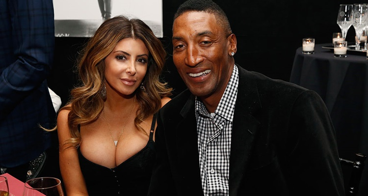 Meet Scottie Pippen's Soon To Be Ex-Wife Larsa Pippen