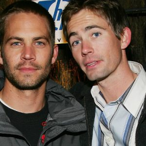 Late Paul Walkers Brother