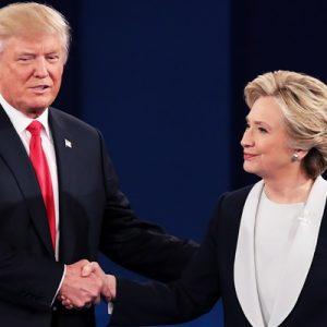 Latest Trump vs. Hillary Polls