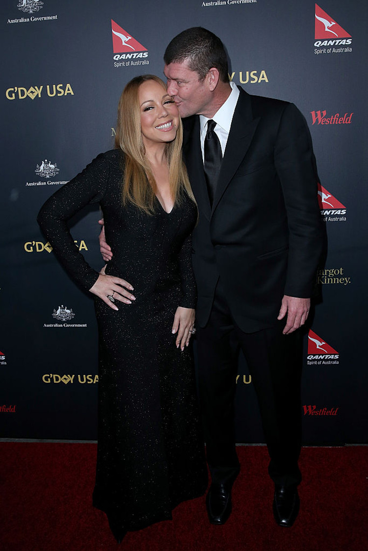Mariah Carey dating Brian Tanaka