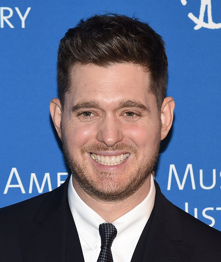 Michael Bublé reprise records