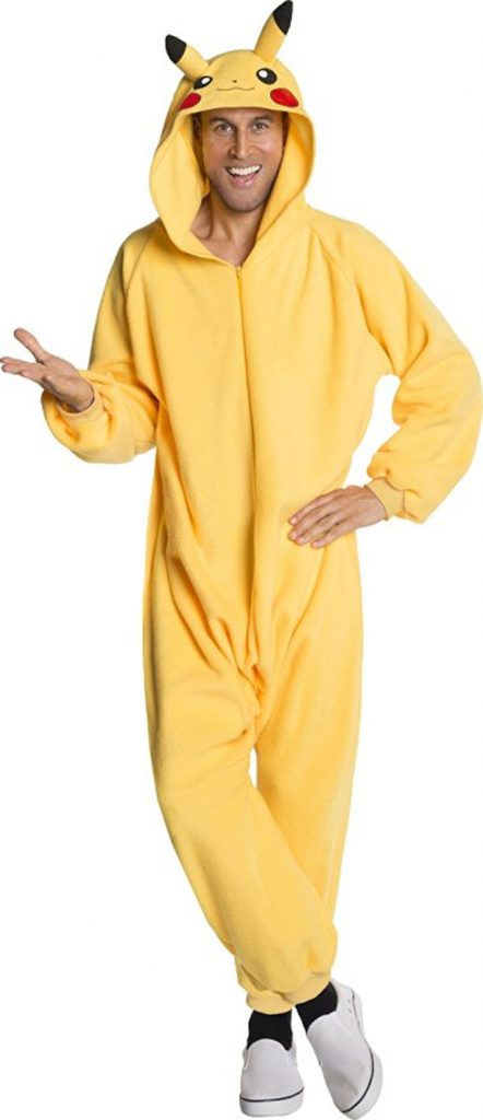 Pokemon Pikachu Halloween Costumes