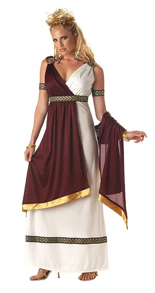 Roman Empress Halloween Costumes
