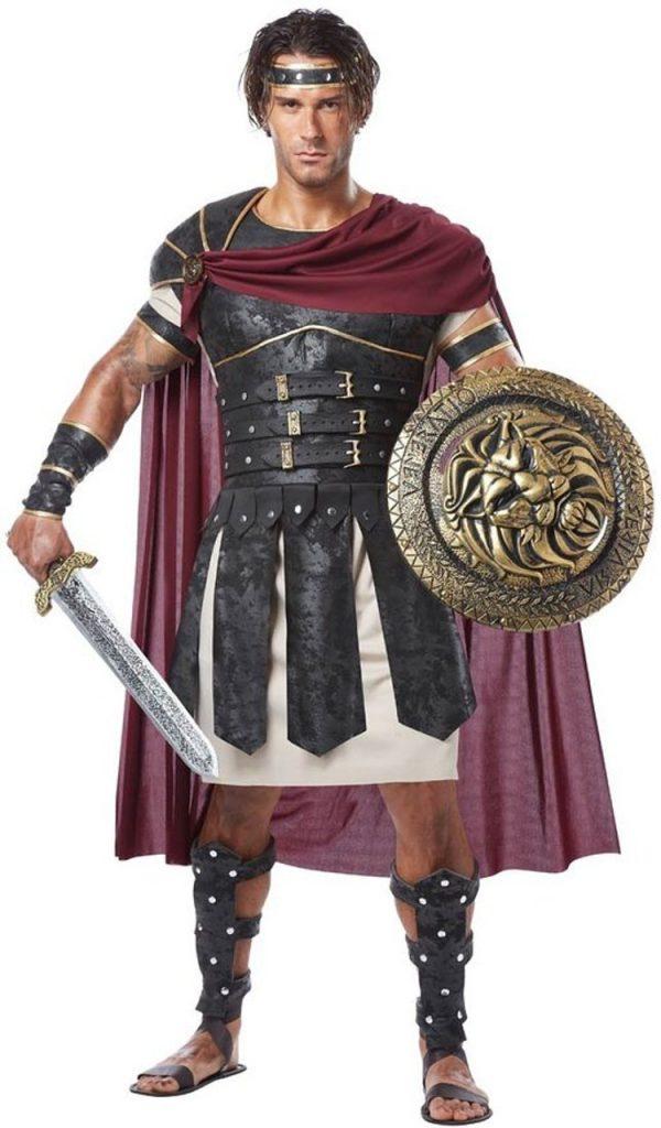 Roman Gladiator Halloween Costumes