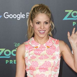 Music Earnthenecklace Wp Content Uploads 2016 10 Shakira Releases New Single Song Chantaje 300x300
