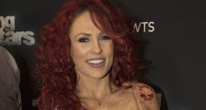 Sharna Burgess Wiki
