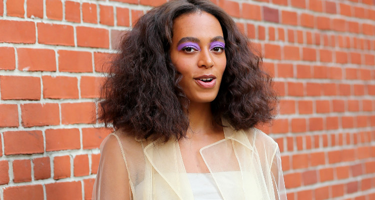 Hear Solange's Bold And Beautiful 'A Seat At The Table'