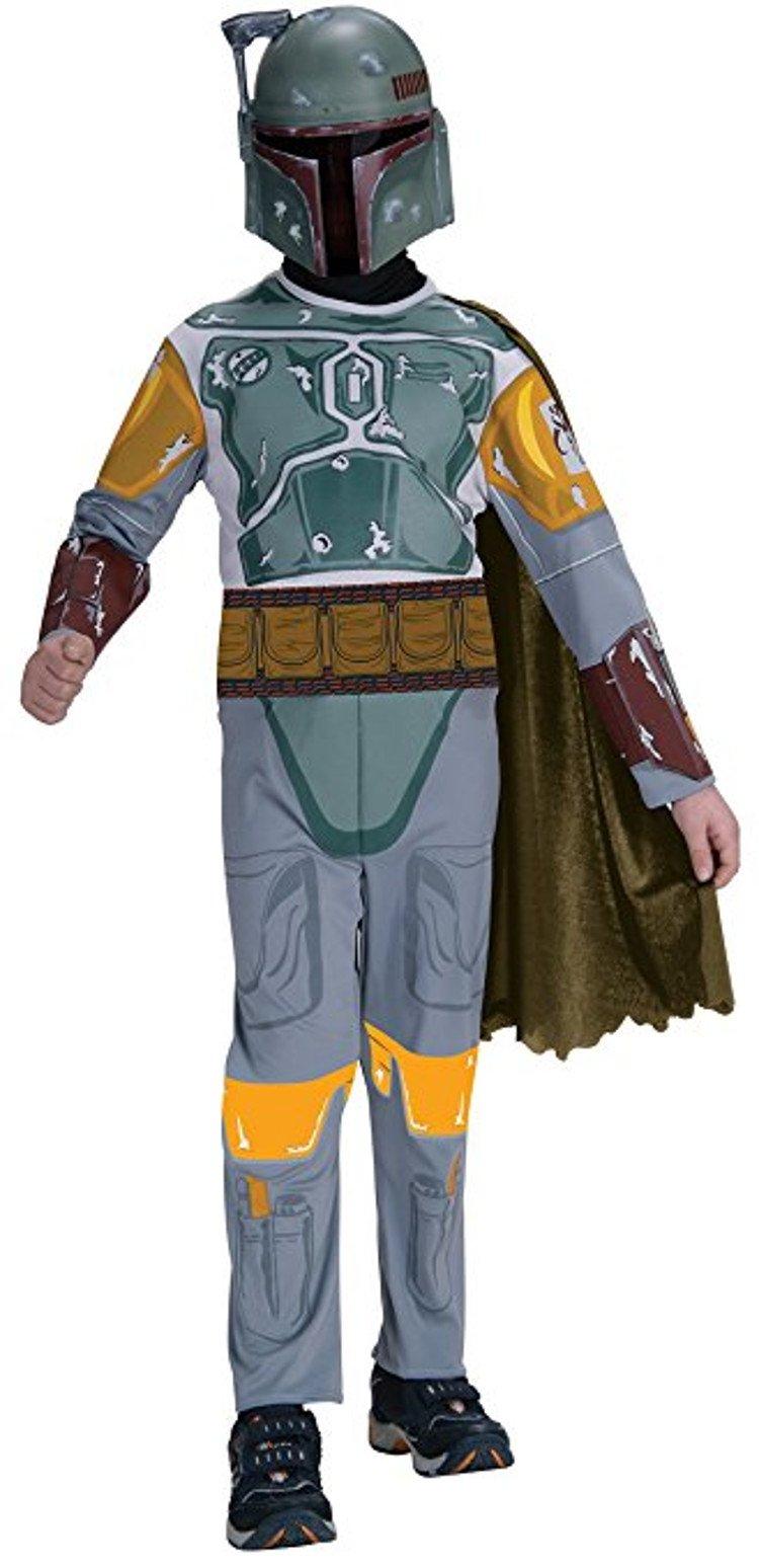 Star Wars Child Boba Fett Halloween Costume
