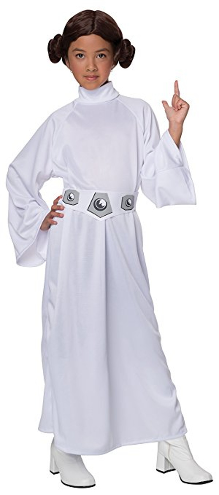 Star Wars Child Deluxe Princess Leia Halloween Costume