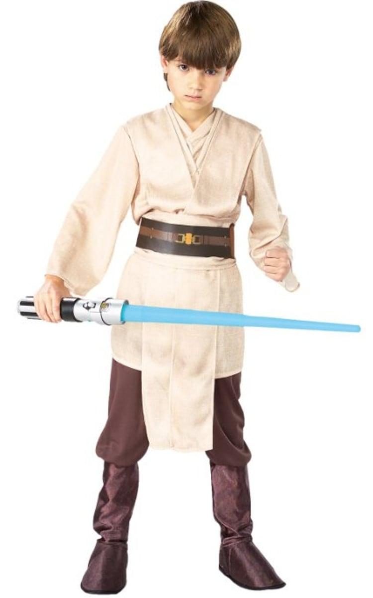 Star Wars Deluxe Child Jedi Knight Halloween Costume