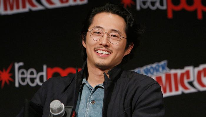 Steven Yeun Dating Timeline