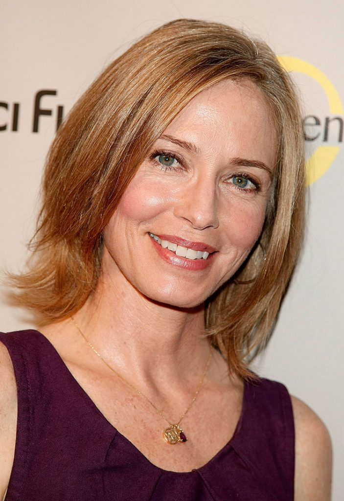 Susanna Thompson in Arrow