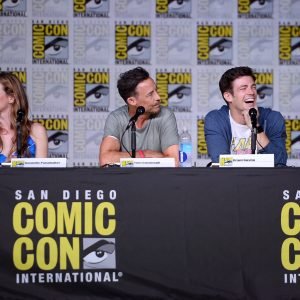 The Flash Season 3 Cast