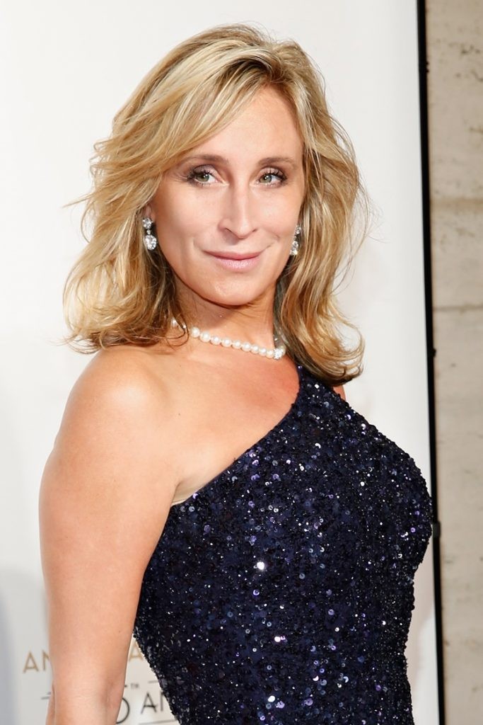 The Real Housewives of New York star Sonja Morgan