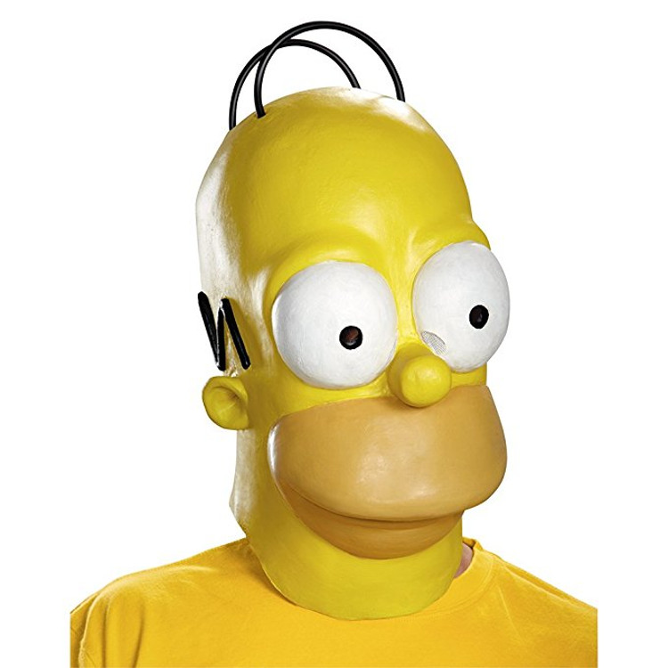The Simpsons Homer Halloween costumes
