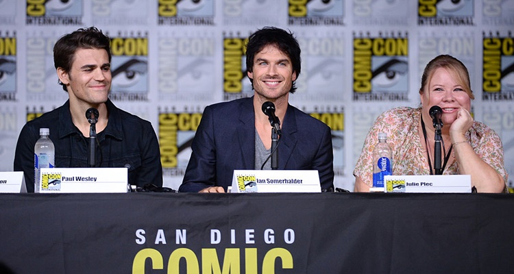 The Vampire Diaries Season 8 Cast