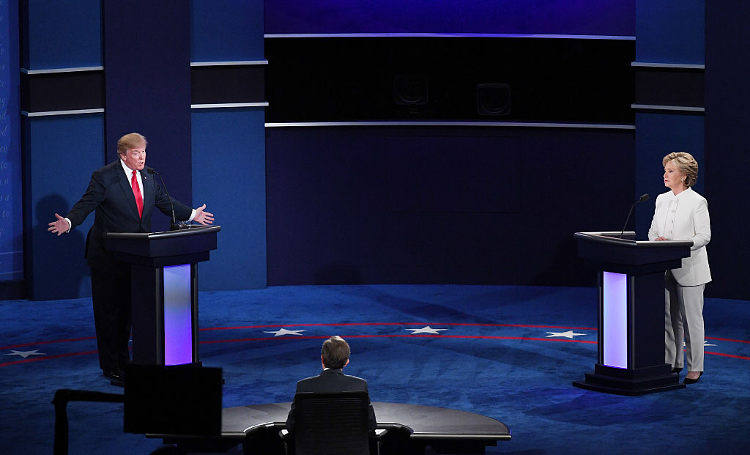 Third Presidential Debate