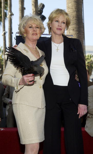Tippi Hendren & Melanie Griffith